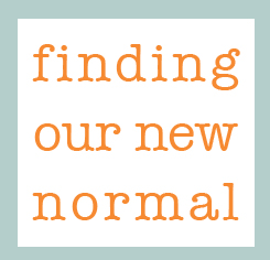Finding Our New Normal logo